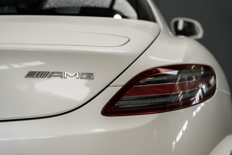 Mercedes-Benz SLS AMG 6.2 V8. NOW SOLD. SIMILAR REQUIRED CALL 01903 254 800. 18