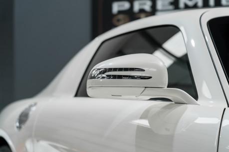 Mercedes-Benz SLS AMG 6.2 V8. ONE FORMER KEEPER. HUGE SPECIFICATION. DESIGNO RED LEATHER. 22