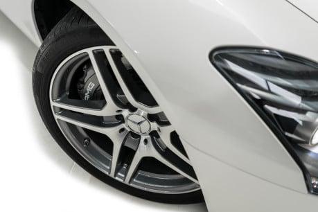 Mercedes-Benz SLS AMG 6.2 V8. ONE FORMER KEEPER. HUGE SPECIFICATION. DESIGNO RED LEATHER. 25