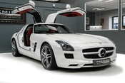 Mercedes-Benz SLS AMG 6.2 V8. ONE FORMER KEEPER. HUGE SPECIFICATION. DESIGNO RED LEATHER. 30