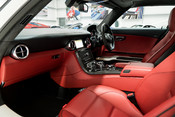 Mercedes-Benz SLS AMG 6.2 V8. ONE FORMER KEEPER. HUGE SPECIFICATION. DESIGNO RED LEATHER. 35