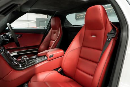 Mercedes-Benz SLS AMG 6.2 V8. ONE FORMER KEEPER. HUGE SPECIFICATION. DESIGNO RED LEATHER. 34
