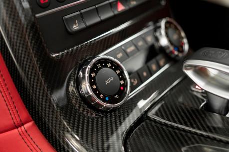 Mercedes-Benz SLS AMG 6.2 V8. ONE FORMER KEEPER. HUGE SPECIFICATION. DESIGNO RED LEATHER. 40