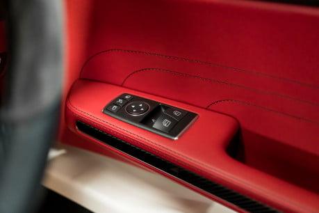 Mercedes-Benz SLS AMG 6.2 V8. ONE FORMER KEEPER. HUGE SPECIFICATION. DESIGNO RED LEATHER. 42
