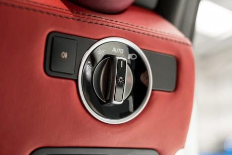 Mercedes-Benz SLS AMG 6.2 V8. ONE FORMER KEEPER. HUGE SPECIFICATION. DESIGNO RED LEATHER. 44