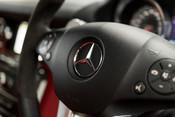 Mercedes-Benz SLS AMG 6.2 V8. ONE FORMER KEEPER. HUGE SPECIFICATION. DESIGNO RED LEATHER. 46