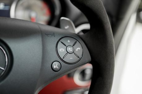 Mercedes-Benz SLS AMG 6.2 V8. ONE FORMER KEEPER. HUGE SPECIFICATION. DESIGNO RED LEATHER. 48