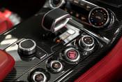 Mercedes-Benz SLS AMG 6.2 V8. ONE FORMER KEEPER. HUGE SPECIFICATION. DESIGNO RED LEATHER. 49