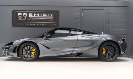 McLaren 720S PERFORMANCE. NOW SOLD, SIMILAR VEHICLES REQUIRED.PLEASE CALL 01903 254800 5