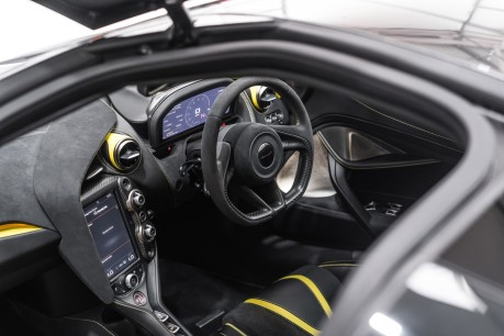 McLaren 720S PERFORMANCE. NOW SOLD, SIMILAR VEHICLES REQUIRED.PLEASE CALL 01903 254800 39
