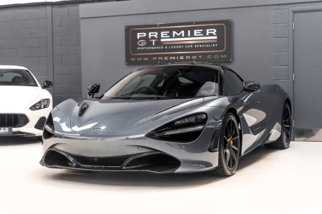 McLaren 720S PERFORMANCE. NOW SOLD, SIMILAR VEHICLES REQUIRED.PLEASE CALL 01903 254800 4