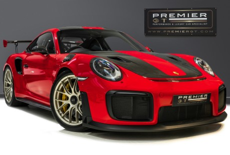 Porsche 911 GT2 RS PDK. NOW SOLD, SIMILAR REQUIRED. PLEASE CALL 01903 254800 1