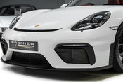Porsche 718 4.0 SPYDER. 6-SPEED MANUAL. BRAND NEW CAR. SPYDER INTERIOR. SPORTS CHRONO. 27