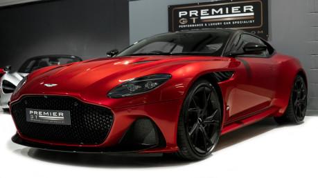 Aston Martin DBS SUPERLEGGERA. NOW SOLD. WE WILL BUY YOUR ASTON MARTIN TODAY. 3