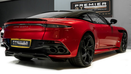 Aston Martin DBS SUPERLEGGERA. NOW SOLD. WE WILL BUY YOUR ASTON MARTIN TODAY. 7