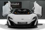 McLaren 675LT SPIDER. 3.8 V8. SSG CARBON FIBRE EXT PACK. CARBON FIBRE INT PACK FRONT LIFT 5
