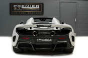 McLaren 675LT SPIDER. 3.8 V8. SSG CARBON FIBRE EXT PACK. CARBON FIBRE INT PACK FRONT LIFT 11