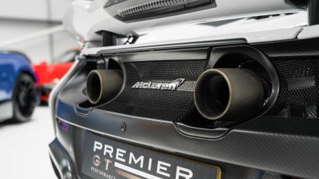 McLaren 675LT SPIDER. 3.8 V8. SSG CARBON FIBRE EXT PACK. CARBON FIBRE INT PACK FRONT LIFT 22