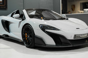 McLaren 675LT SPIDER. 3.8 V8. SSG CARBON FIBRE EXT PACK. CARBON FIBRE INT PACK FRONT LIFT 40