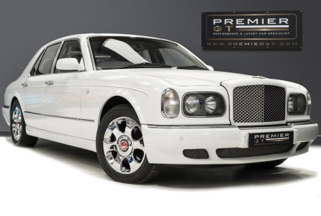 Bentley Arnage RED LABEL. NOW SOLD. SIMILAR VEHICLES REQUIRED. CALL 01903 254 800 1