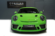Porsche 911 GT3 RS. 4.0. PDK. LIZARD GREEN. PCCBs. FRONT AXLE LIFT. REAR CAM. FULL PPF. 2