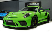 Porsche 911 GT3 RS. 4.0. PDK. LIZARD GREEN. PCCBs. FRONT AXLE LIFT. REAR CAM. FULL PPF. 3