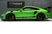 Porsche 911 GT3 RS. 4.0. PDK. LIZARD GREEN. PCCBs. FRONT AXLE LIFT. REAR CAM. FULL PPF. 4