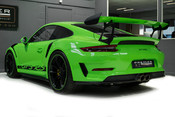 Porsche 911 GT3 RS. 4.0. PDK. LIZARD GREEN. PCCBs. FRONT AXLE LIFT. REAR CAM. FULL PPF. 6