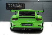 Porsche 911 GT3 RS. 4.0. PDK. LIZARD GREEN. PCCBs. FRONT AXLE LIFT. REAR CAM. FULL PPF. 7