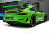 Porsche 911 GT3 RS. 4.0. PDK. LIZARD GREEN. PCCBs. FRONT AXLE LIFT. REAR CAM. FULL PPF. 8