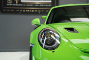 Porsche 911 GT3 RS. 4.0. PDK. LIZARD GREEN. PCCBs. FRONT AXLE LIFT. REAR CAM. FULL PPF. 26