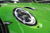 Porsche 911 GT3 RS. 4.0. PDK. LIZARD GREEN. PCCBs. FRONT AXLE LIFT. REAR CAM. FULL PPF. 27