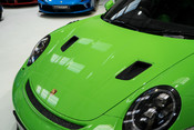 Porsche 911 GT3 RS. 4.0. PDK. LIZARD GREEN. PCCBs. FRONT AXLE LIFT. REAR CAM. FULL PPF. 28