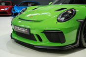 Porsche 911 GT3 RS. 4.0. PDK. LIZARD GREEN. PCCBs. FRONT AXLE LIFT. REAR CAM. FULL PPF. 31