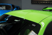 Porsche 911 GT3 RS. 4.0. PDK. LIZARD GREEN. PCCBs. FRONT AXLE LIFT. REAR CAM. FULL PPF. 20