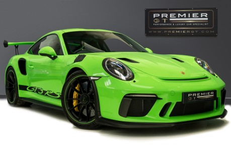 Porsche 911 GT3 RS. 4.0. PDK. LIZARD GREEN. PCCBs. FRONT AXLE LIFT. REAR CAM. FULL PPF. 1