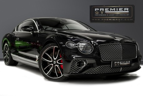 Bentley Continental GT FIRST EDITION 6.0 W12. MULLINER SPECIFICATION. CITY & TOURING PACKS. 1