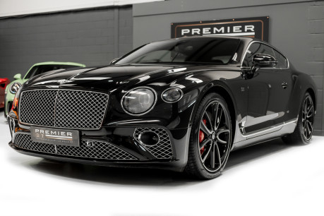 Bentley Continental GT FIRST EDITION 6.0 W12. MULLINER SPECIFICATION. CITY & TOURING PACKS. 4