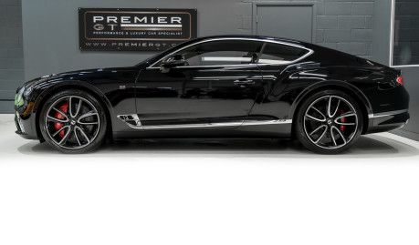 Bentley Continental GT FIRST EDITION 6.0 W12. MULLINER SPECIFICATION. CITY & TOURING PACKS. 5