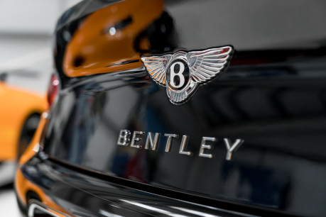 Bentley Continental GT FIRST EDITION 6.0 W12. MULLINER SPECIFICATION. CITY & TOURING PACKS. 10