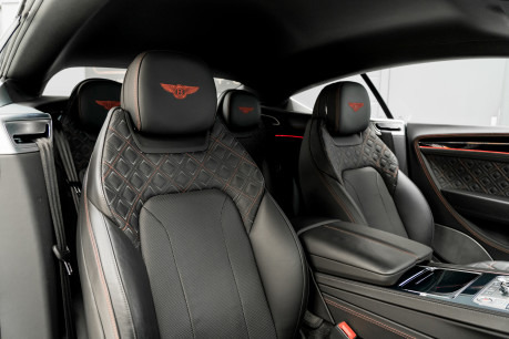 Bentley Continental GT FIRST EDITION 6.0 W12. MULLINER SPECIFICATION. CITY & TOURING PACKS. 28