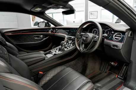 Bentley Continental GT FIRST EDITION 6.0 W12. MULLINER SPECIFICATION. CITY & TOURING PACKS. 27