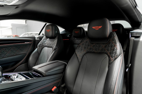 Bentley Continental GT FIRST EDITION 6.0 W12. MULLINER SPECIFICATION. CITY & TOURING PACKS. 31