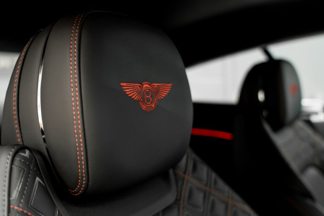 Bentley Continental GT FIRST EDITION 6.0 W12. MULLINER SPECIFICATION. CITY & TOURING PACKS. 34