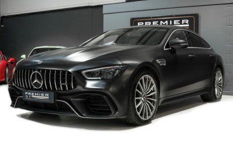 Mercedes-Benz Amg GT GT 63 4MATIC PLUS NOW SOLD. SIMILAR REQUIRED CALL 01903 254 800. 3
