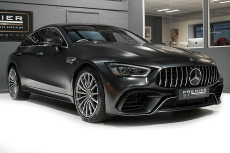 Mercedes-Benz Amg GT GT 63 4MATIC PLUS NOW SOLD. SIMILAR REQUIRED CALL 01903 254 800. 24