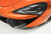 McLaren 570S SPIDER. V8 SSG.FRONT AXLE LIFT. FRONT END TOPAZ PPF. OVER £25K OF OPTIONS. 25