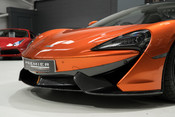 McLaren 570S SPIDER. V8 SSG.FRONT AXLE LIFT. FRONT END TOPAZ PPF. OVER £25K OF OPTIONS. 30