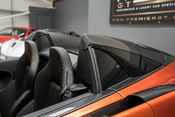 McLaren 570S SPIDER. V8 SSG.FRONT AXLE LIFT. FRONT END TOPAZ PPF. OVER £25K OF OPTIONS. 50