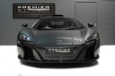 McLaren 650S LE MANS EDITION. 3.8 TWIN-TURBO V8. 1 OF 50. VERY LOW MILEAGE. NOSE LIFT 4